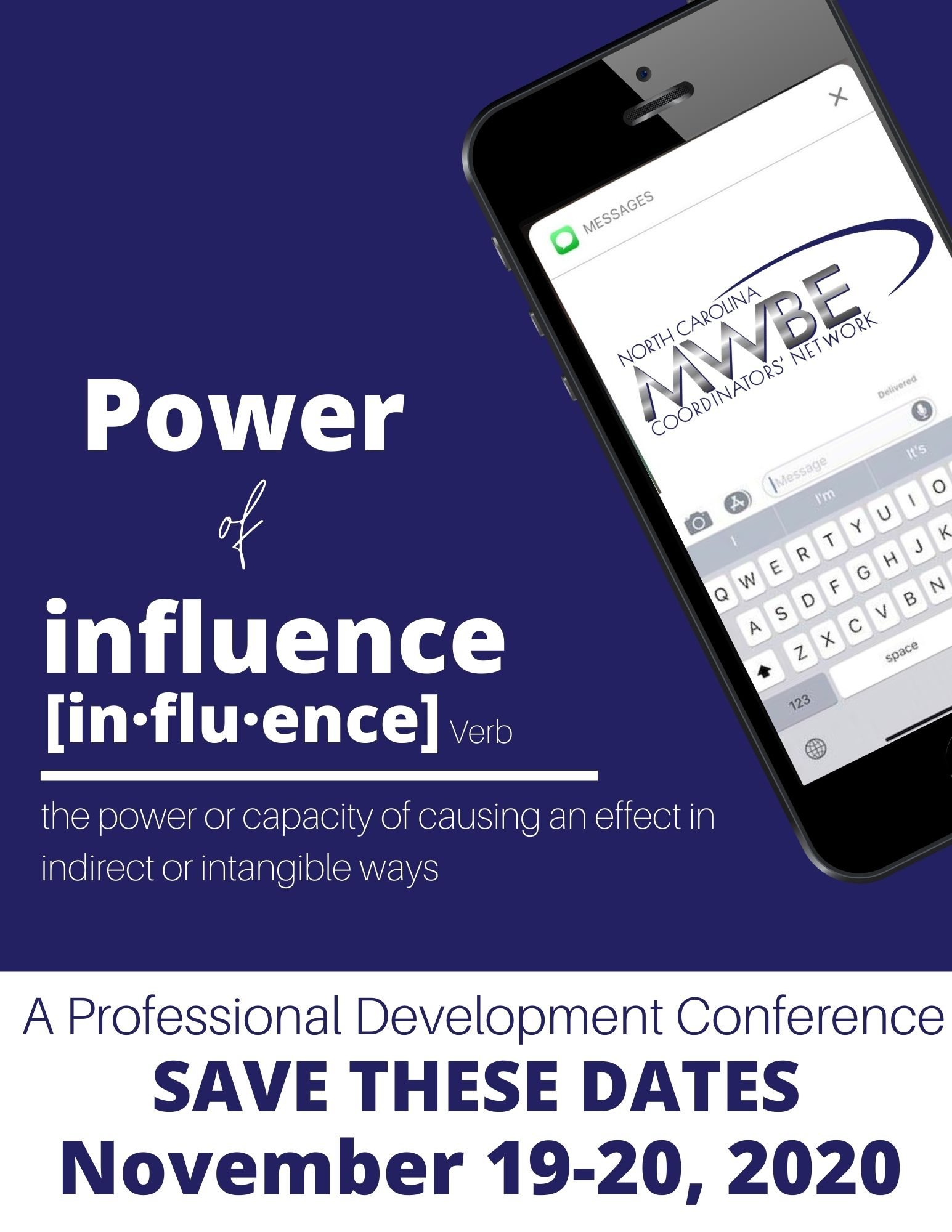 Power of Influence NCCN 2020